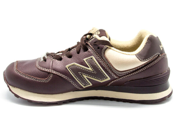 New Balance 574 темно-коричневые (40-45)