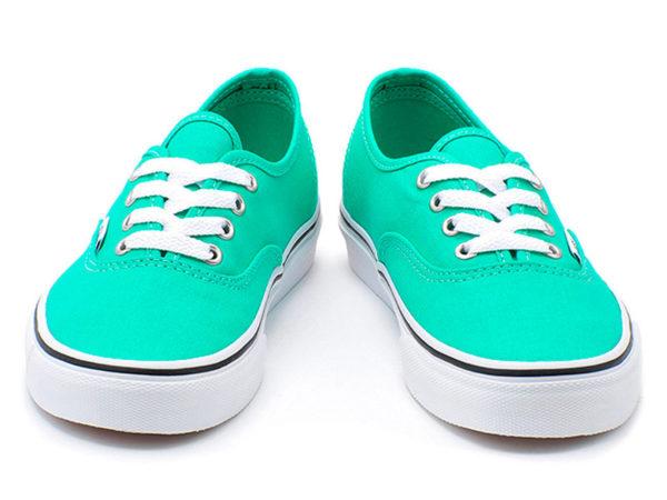 Vans Authentic светло-зеленые (35-41)