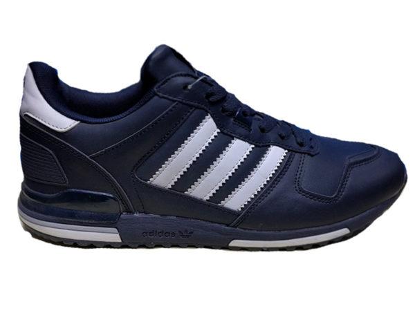 Adidas ZX 700 синие с белым (35-45)