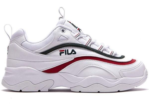Fila Ray белые (35-41)