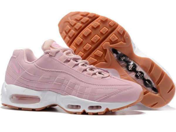 Nike Air Max 95 розовые (35-40)