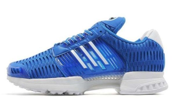 Кроссовки Adidas Climacool 1 синие с белым 40-45