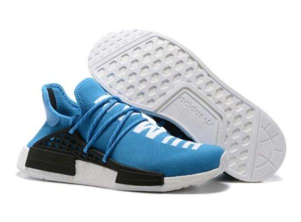 Adidas NMD Human Race синие (40-44)