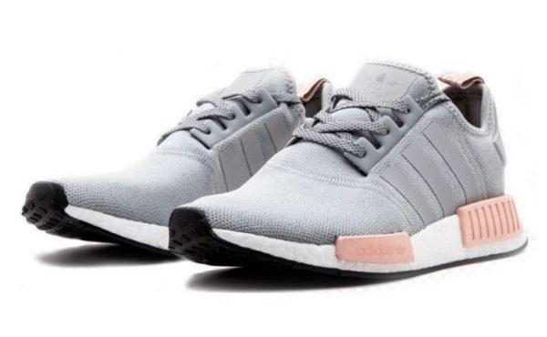 Adidas NMD R1 серые (35-40)