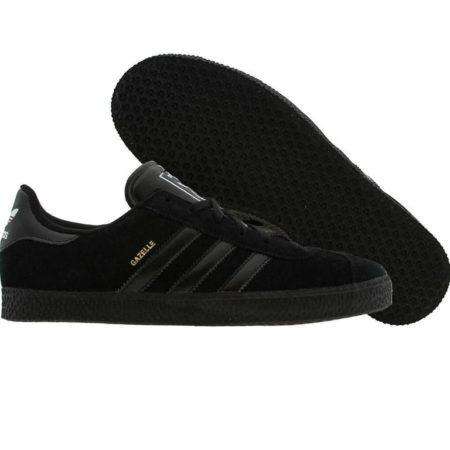Adidas Gazelle черные мужские (40-44)