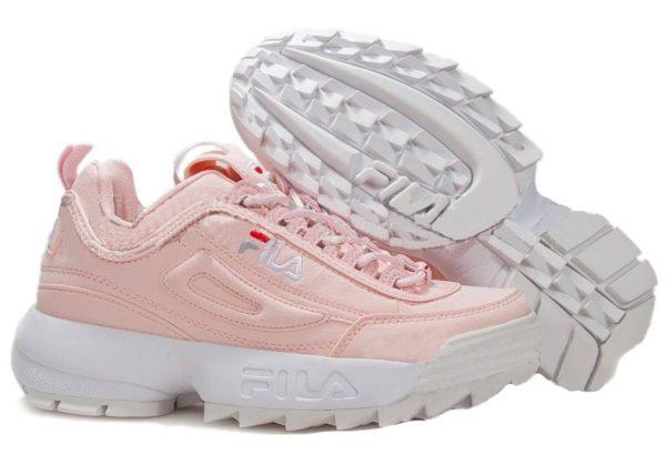 Fila Disruptor 2 light Pink розовые (35-39)
