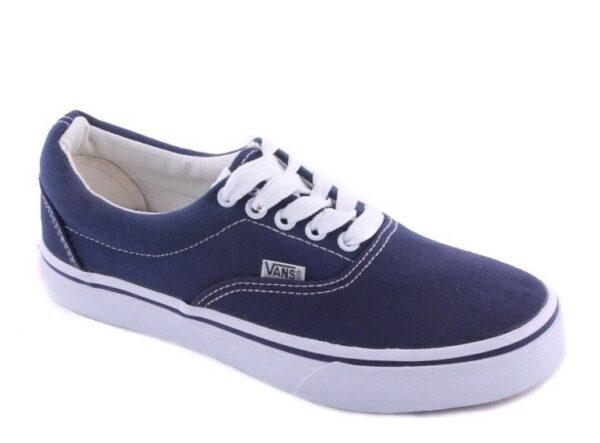 Vans blue темно-синие (36-46)
