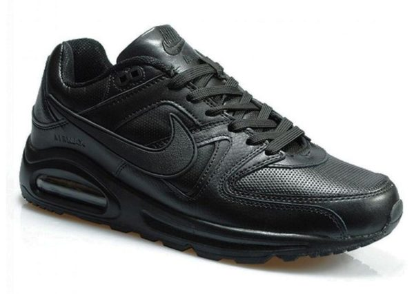 Nike Air Max 90 Skyline черные (36-45)