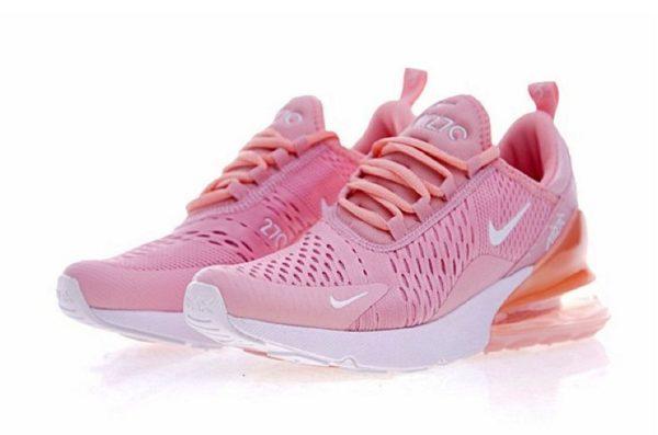 Nike Air Max 270 светло-розовые (35-40)