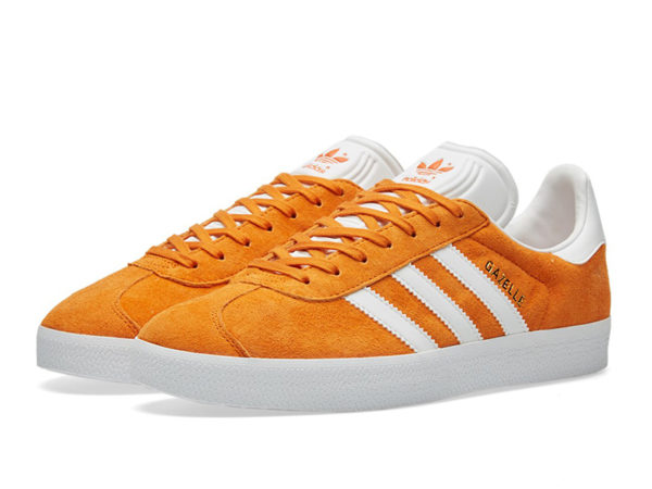 Adidas Gazelle оранжевые (35-39)