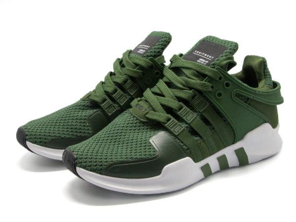 Adidas Equipment Support Running 93 зеленые (40-44)