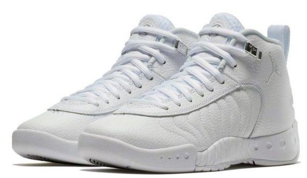 Nike Jordan Jumpman Pro белый (White) (40-45)