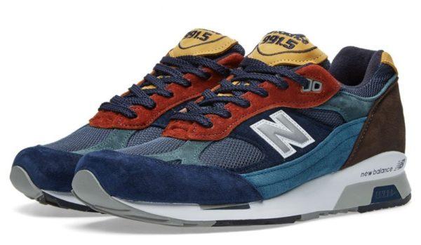 Мужские кроссовки New Balance 991