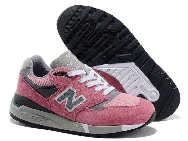 Женские кроссовки New Balance 998