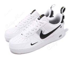 Nike Air Force 1 07 LV8 Utility белые (35-44)