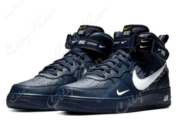 Nike Air Force 1 Mid 07 LV8 Utility (Navy) (40-44)