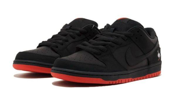 Nike SB Dunk Low Pro (Black Pigeon) (40-44)