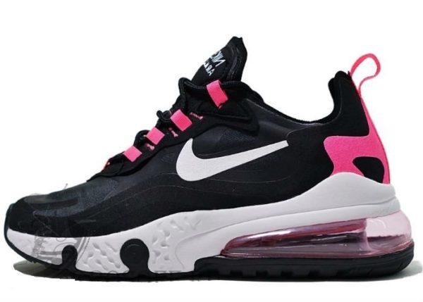 Nike Air Max 270 черно-розовые (35-39)