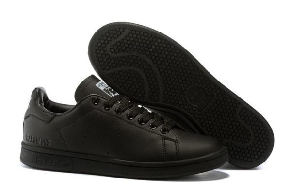 Raf Simons X Adidas Stan Smith черные (35-44)