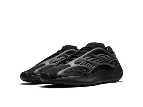 Adidas Yeezy Boost 700 V3 черные светящиеся мужские (40-44)