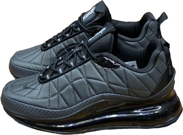 Nike Air Max 720 818 серые мужские (40-44)